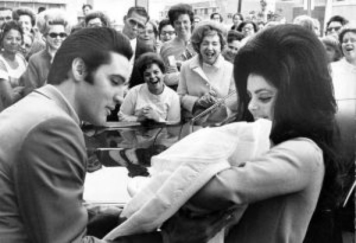 Priscilla Presley was always there for her daughter