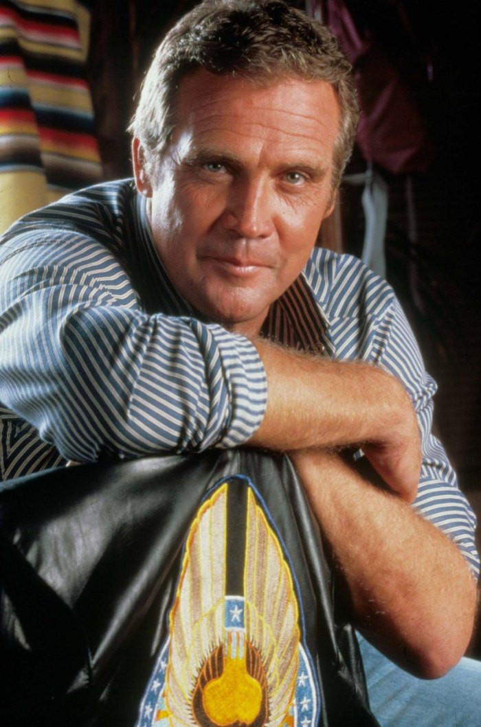 lee majors discusses experience with the six million dollar man