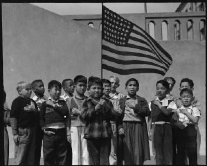 The Pledge of Allegiance quickly became a part of schools around the country, even while undergoing changes over the years