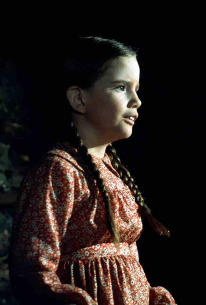 LITTLE HOUSE ON THE PRARIE, Melissa Gilbert