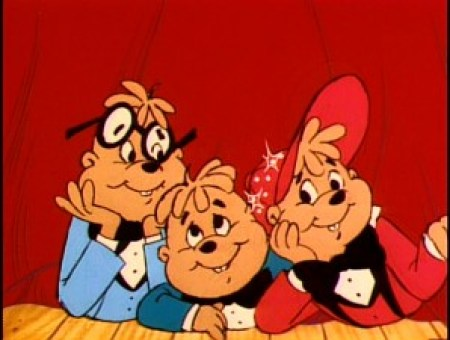 alvin and the chipmunks 80s