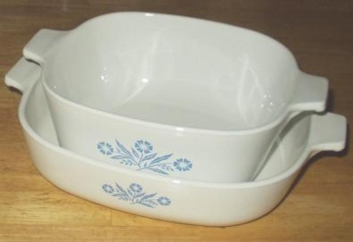 1970s corningware is worth a fortune