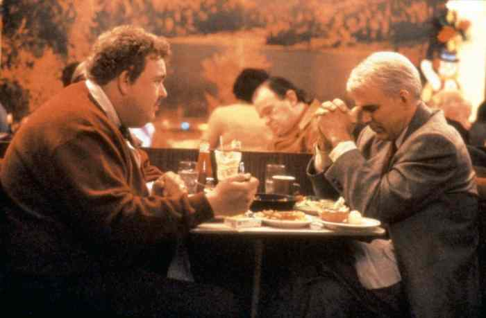 Steve Martin Still Gets Emotional About This 'Planes, Trains & Automobiles' Scene With John Candy
