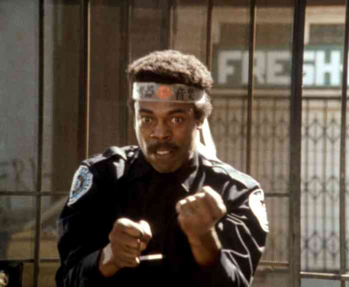 POLICE ACADEMY II: THEIR FIRST ASSIGNMENT, Michael Winslow, 1985