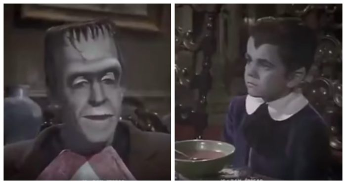 Wise Words Of Herman Munster In 1965 Are Still Just As Important Today
