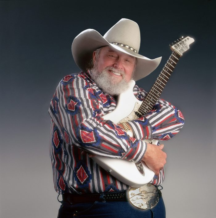 charlie daniels and his guitar