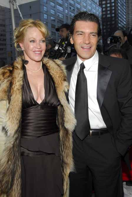 Melanie Griffith, Antonio Banderas at arrivals for TAKE THE LEAD Premiere