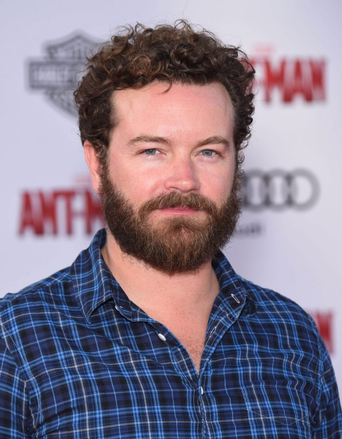 danny masterson charged with rape
