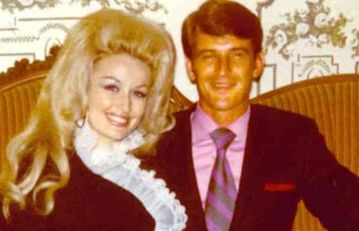 dolly parton carl dean