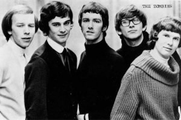 "The Zombies won everyone's hearts with their 1967 hit ""Time of the Season"""