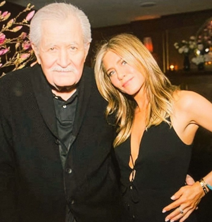 jennifer and dad john aniston