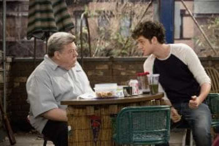 George Wendt, Mike Castle in Clipped