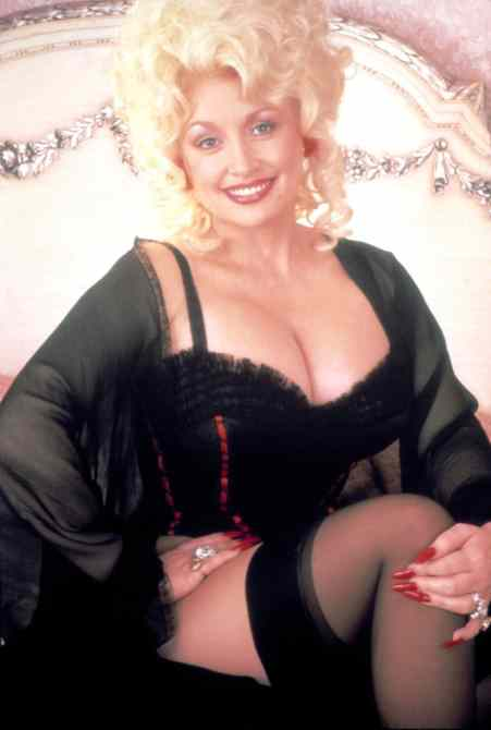 THE BEST LITTLE WHOREHOUSE IN TEXAS, Dolly Parton, 1982