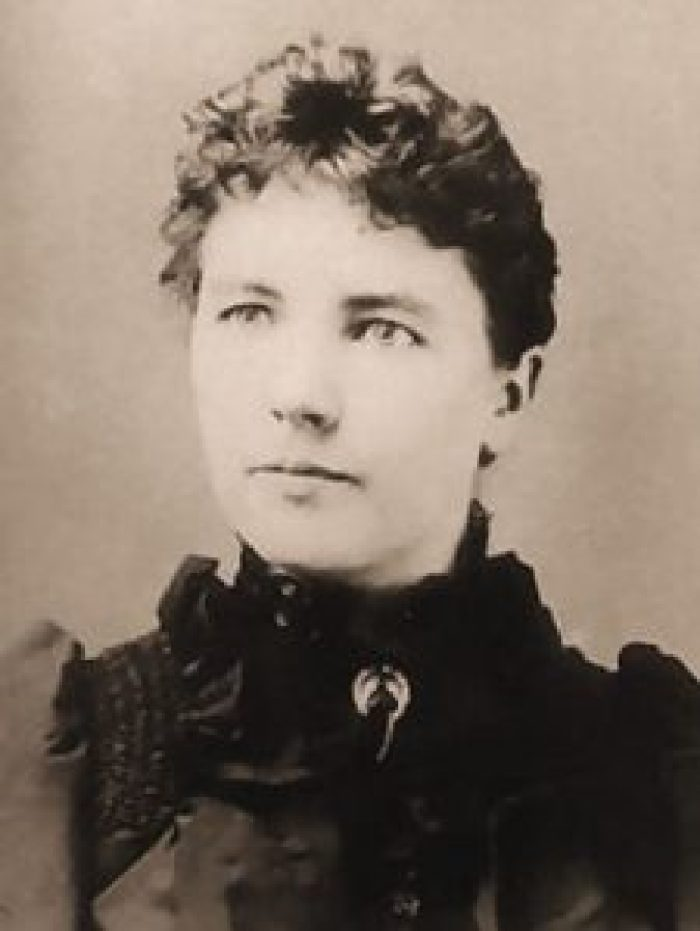 Laura Ingalls Wilder chronicled frontier and pioneer life