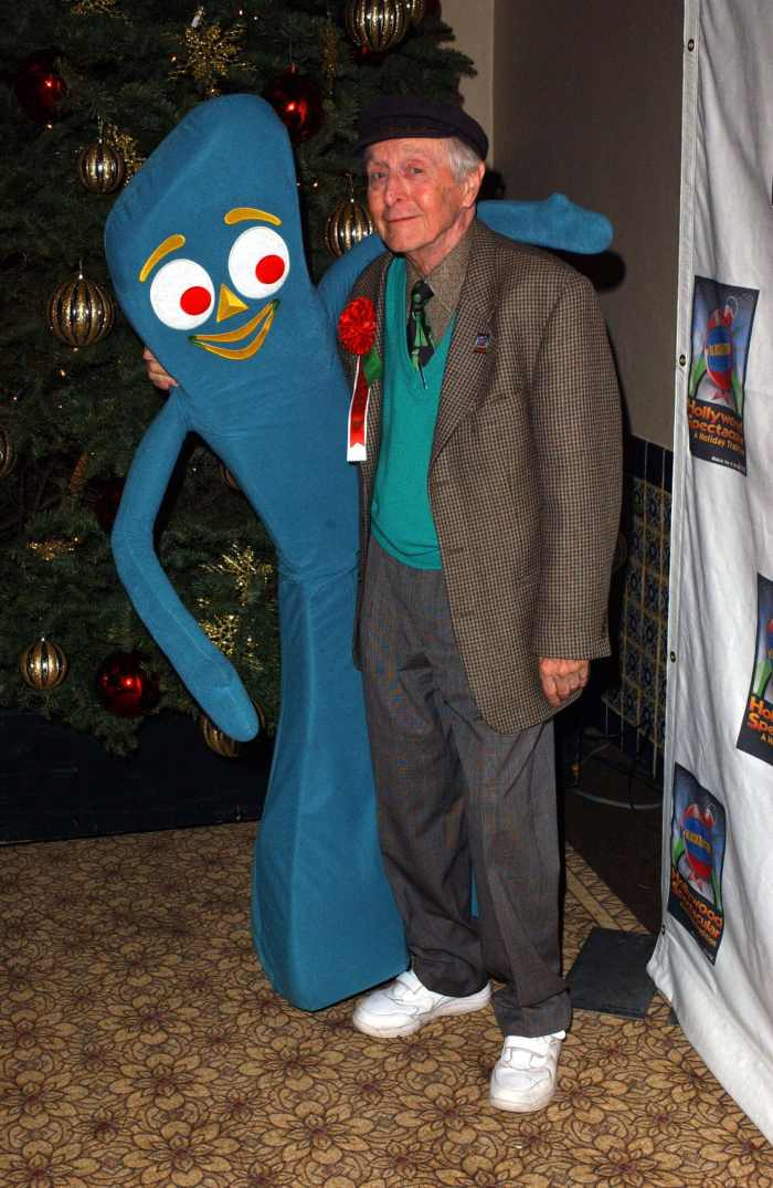 art clokey and gumby