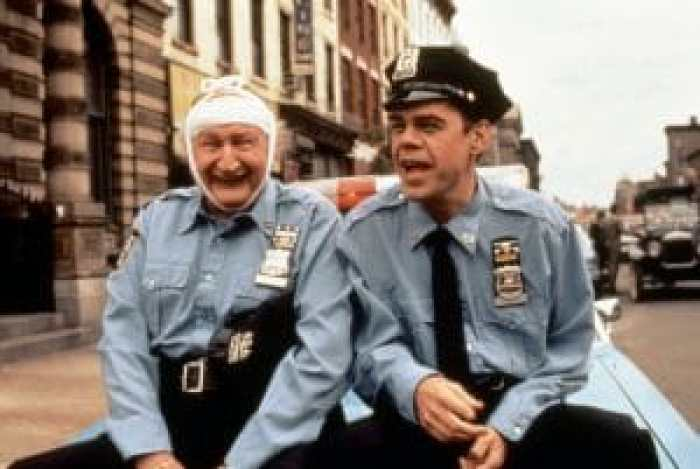 Al Lewis on Car 54, Where Are You