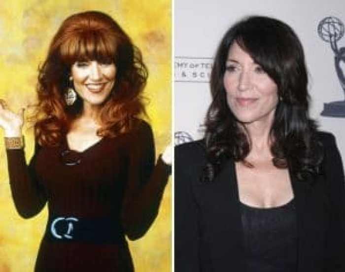 Katey Sagal, affiliated with the Bundys and the Conners