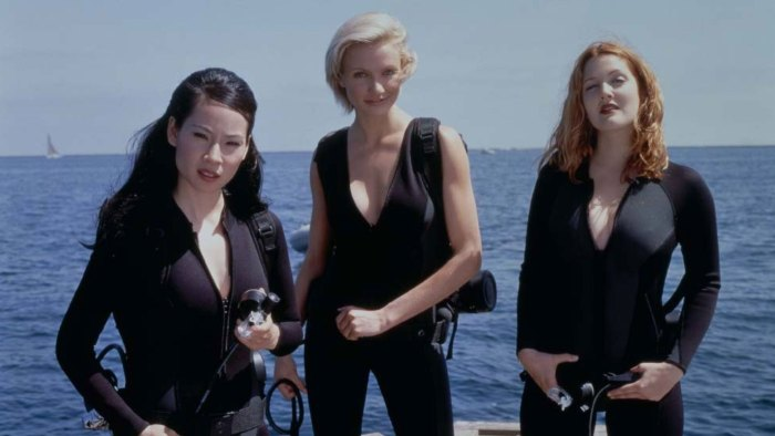 charlie's angels movie 2000