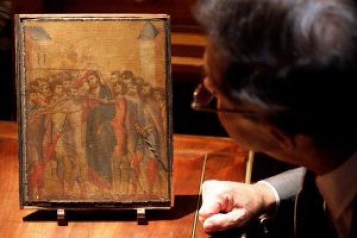 The long lost 'Christ Mocked' Cimabue masterpiece was found at last in a French kitchen
