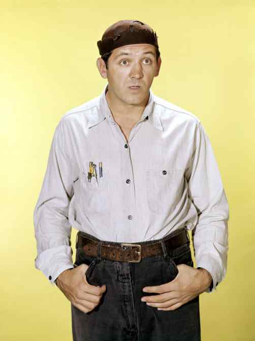THE ANDY GRIFFITH SHOW, George Lindsey, 1960-68