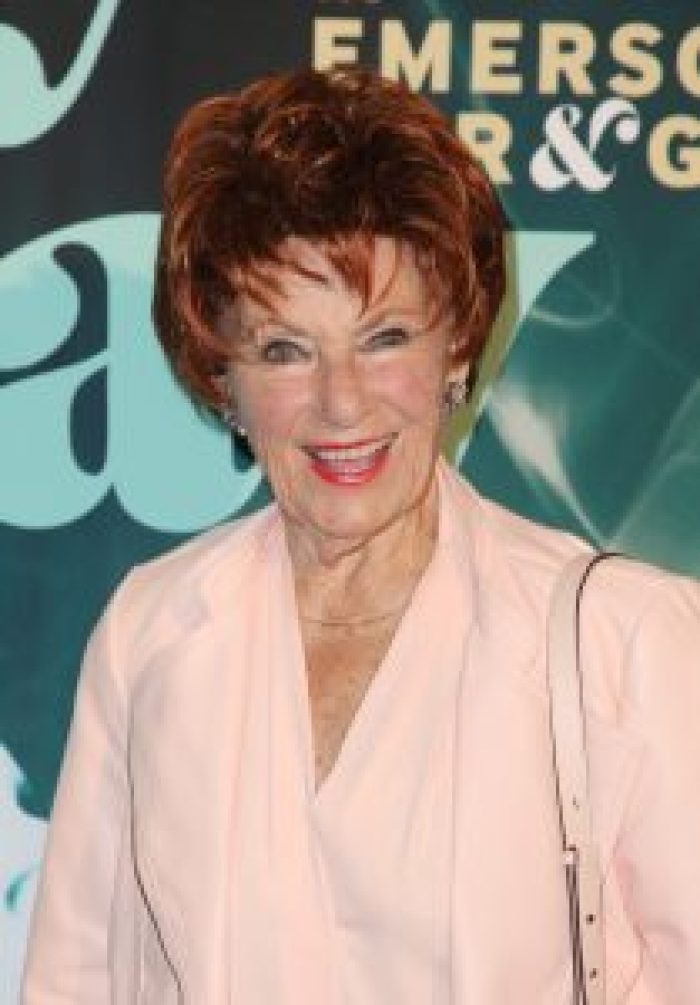 Into her nineties and retired, Marion Ross still leaves an inspiring impression