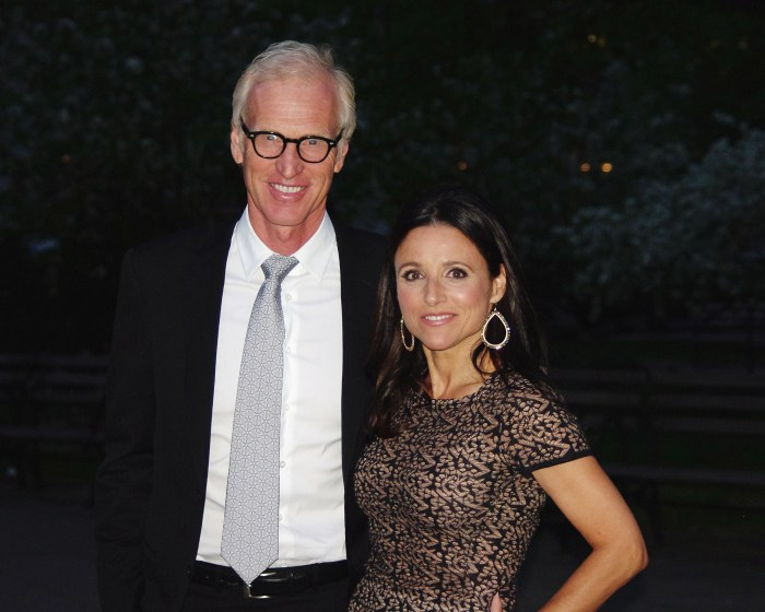 julia louis dreyfus brad hall
