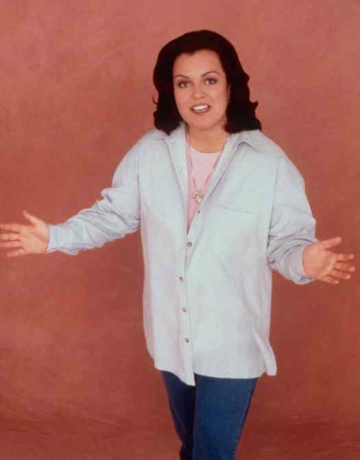 THE ROSIE O'DONNELL SHOW, Rosie O'Donnell, 1996-2002