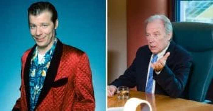 Michael McKean during and after Laverne & Shirley