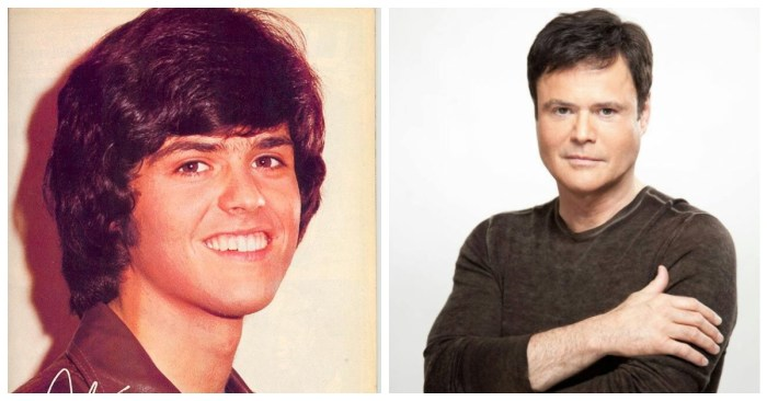 70s heartthrobs then and now