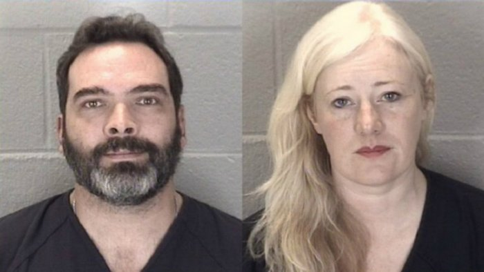 couple says that adopted daughter tried to kill them