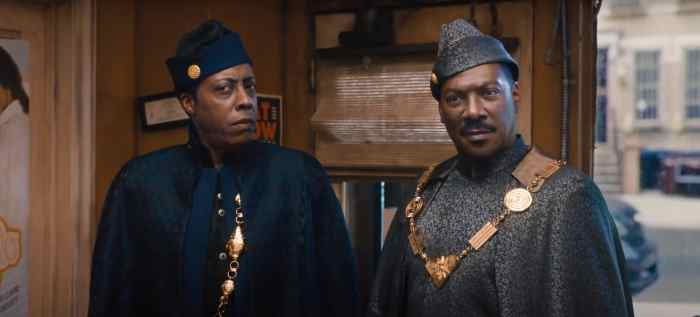 Eddie Murphy, Arsenio Hall Claim Paramount 'Forced' Them To Cast A White Actor In 'Coming To America'