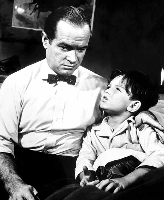 jerry mathers with bob hope