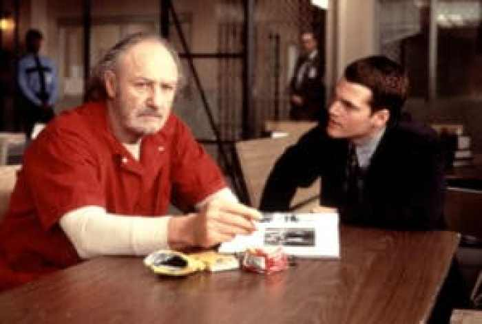 Gene Hackman, Chris O'Donnell in The Chamber (1996)