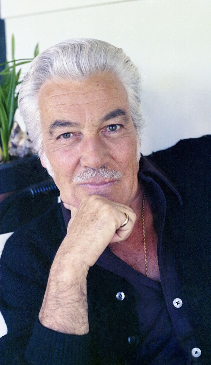 Cesar Romero, The Original Joker Who Refused To Shave His Mustache For The Role