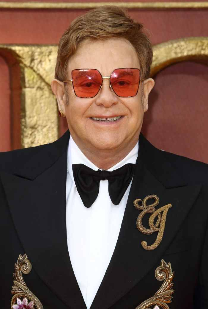 The Late Rush Limbaugh Had An Unlikely Friendship With Elton John