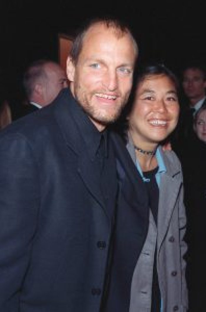 After the success of Cheers, Woody Harrelson returned as Boyd in Frasier, which ran from 1993 to 2004. Here, Harrelson attends the world premiere of EDtv in 1999