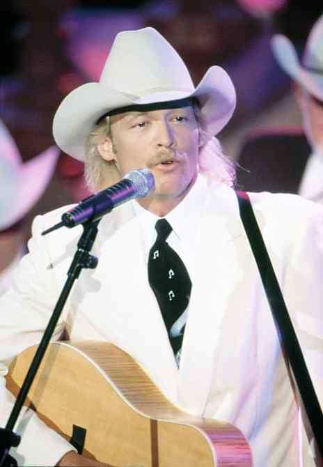 ALAN JACKSON, from 'Roots of Country,' 1994