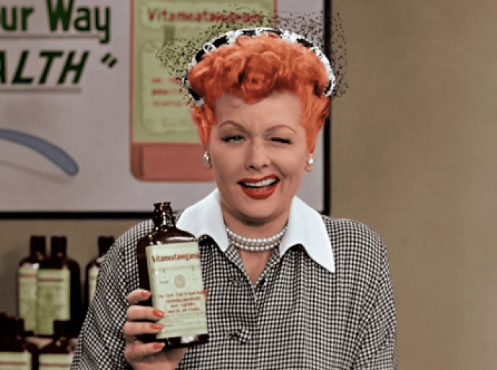 i love lucy colorized dominates ratings