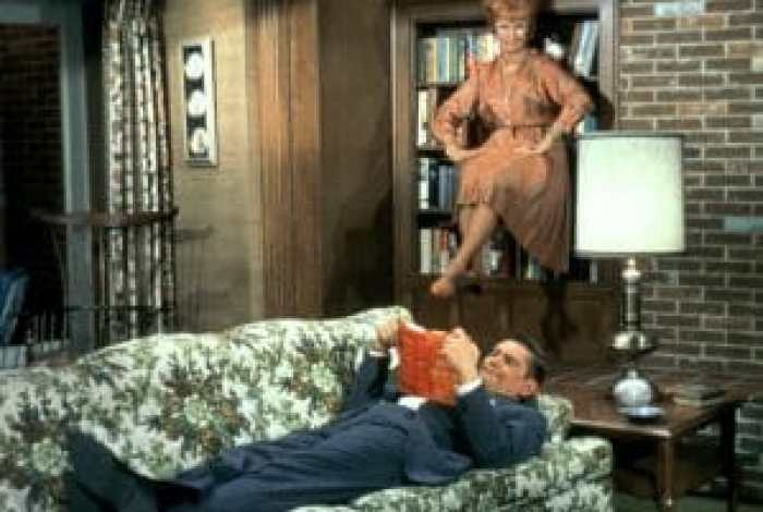 BEWITCHED, Dick York, Anges Moorehead