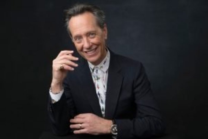 Richard E. Grant consulted a shrink for his Barbra Streisand obsession