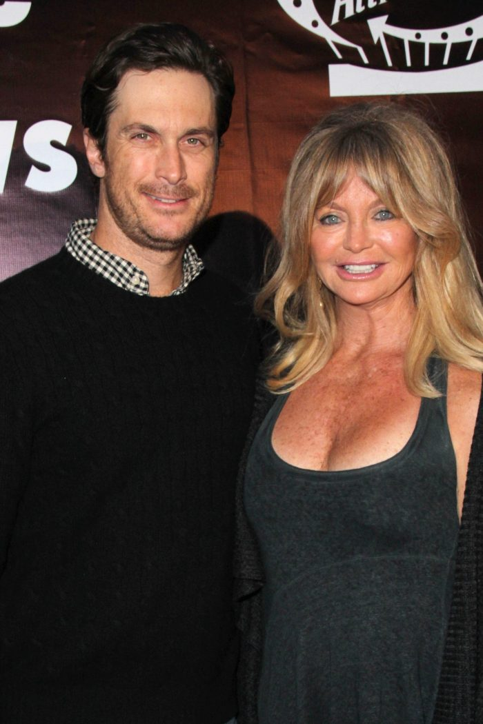 Goldie Hawn Gets Emotional Singing To Son, Oliver Hudson, On His Birthday In New Video