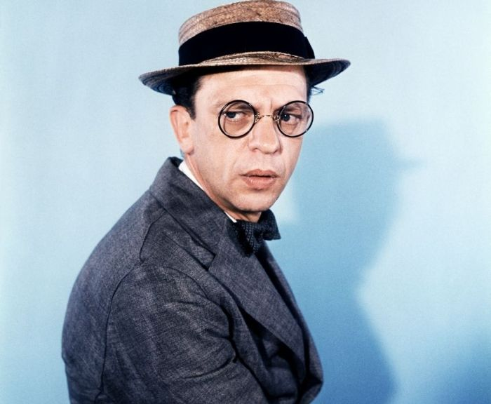 Don Knotts in The Incredible Mr. Limpet
