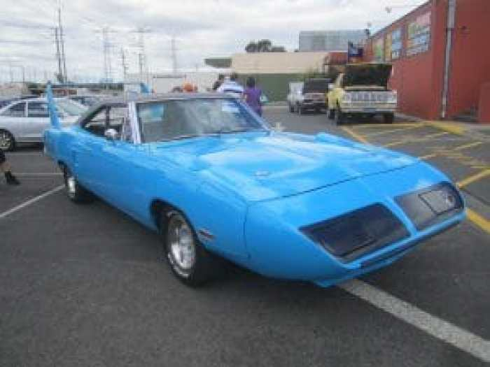 The Superbird might have been a new force in the stock racing scene