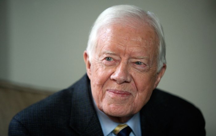 jimmy carter says there should be an age limit on presidency