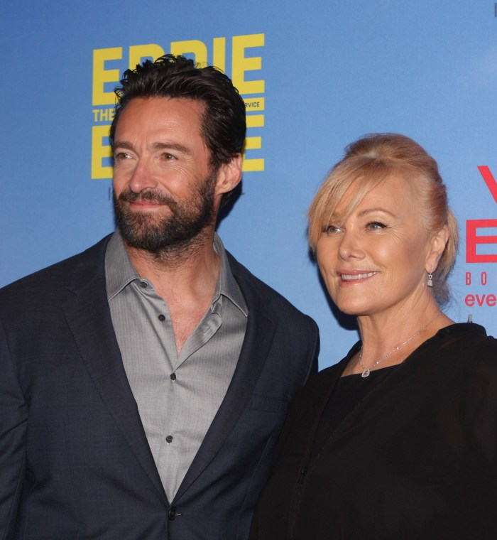 Hugh Jackman Deborra Lee Furness