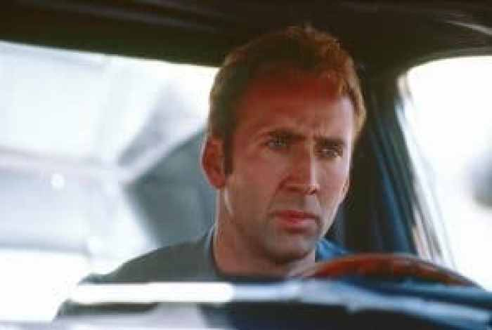 GONE IN 60 SECONDS, (aka GONE IN SIXTY SECONDS), Nicolas Cage