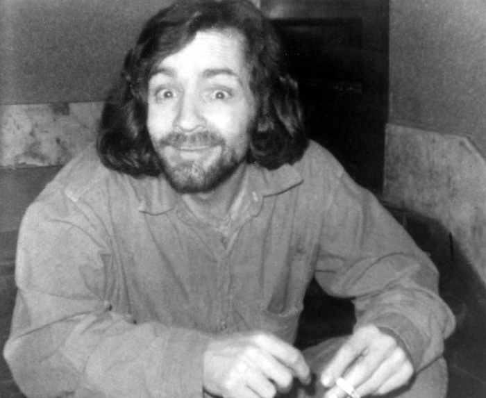 CHARLES MANSON, exact date unknown