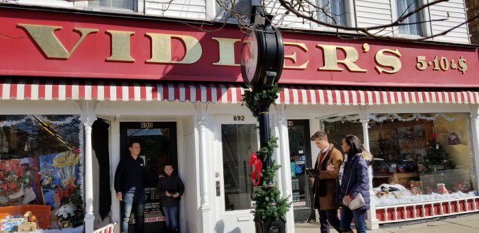 vidlers five and dime shop new york