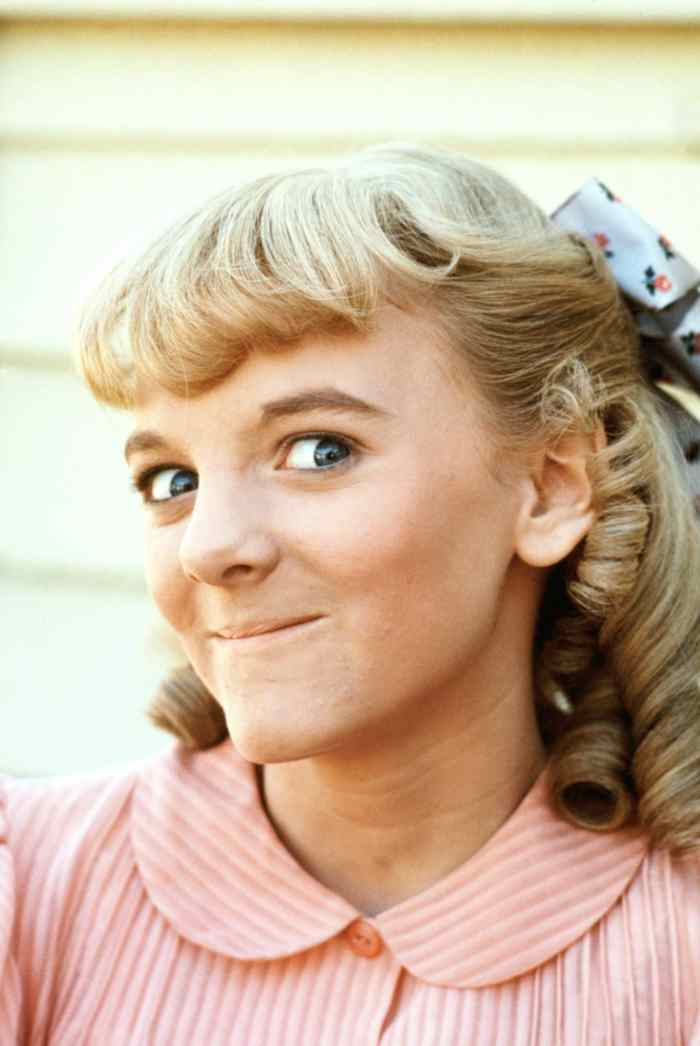 LITTLE HOUSE ON THE PRAIRIE, Alison Arngrim, nellie