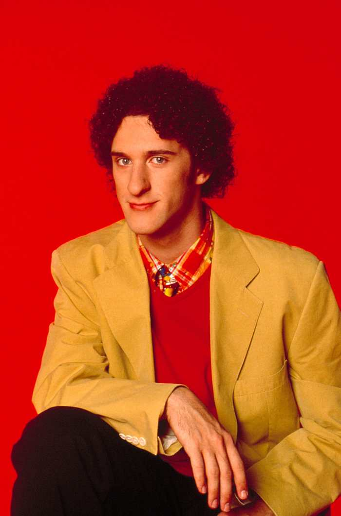 SAVED BY THE BELL: THE NEW CLASS, Dustin Diamond,